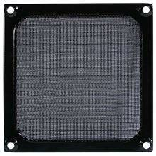 Fan filter/grill - 140mm - Black
