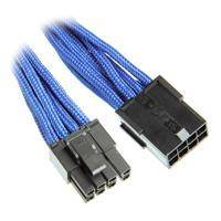 BitFenix 8-pin PCIe Extension cable - 45cm - Blue