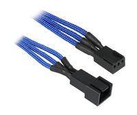 BitFenix 3-pin Extension cable - 60cm - Blue