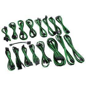 CableMod - C-Series AXi, HXi & RM Cable Kit - Black / Green