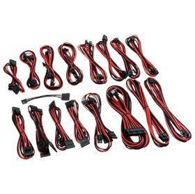 CableMod - C-Series AXi, HXi & RM Cable Kit - Black / Red