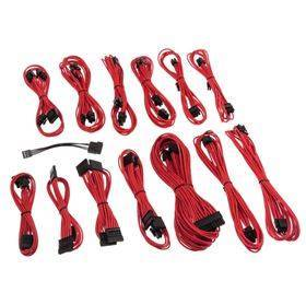 CableMod - SE-Series XP2 / XP3 / KM3 / FL2 Cable Kit - Red