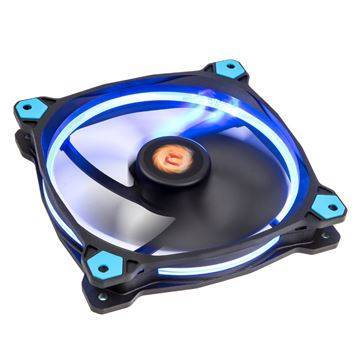 Thermaltake Riing 14 140mm LED-Fan - Blue